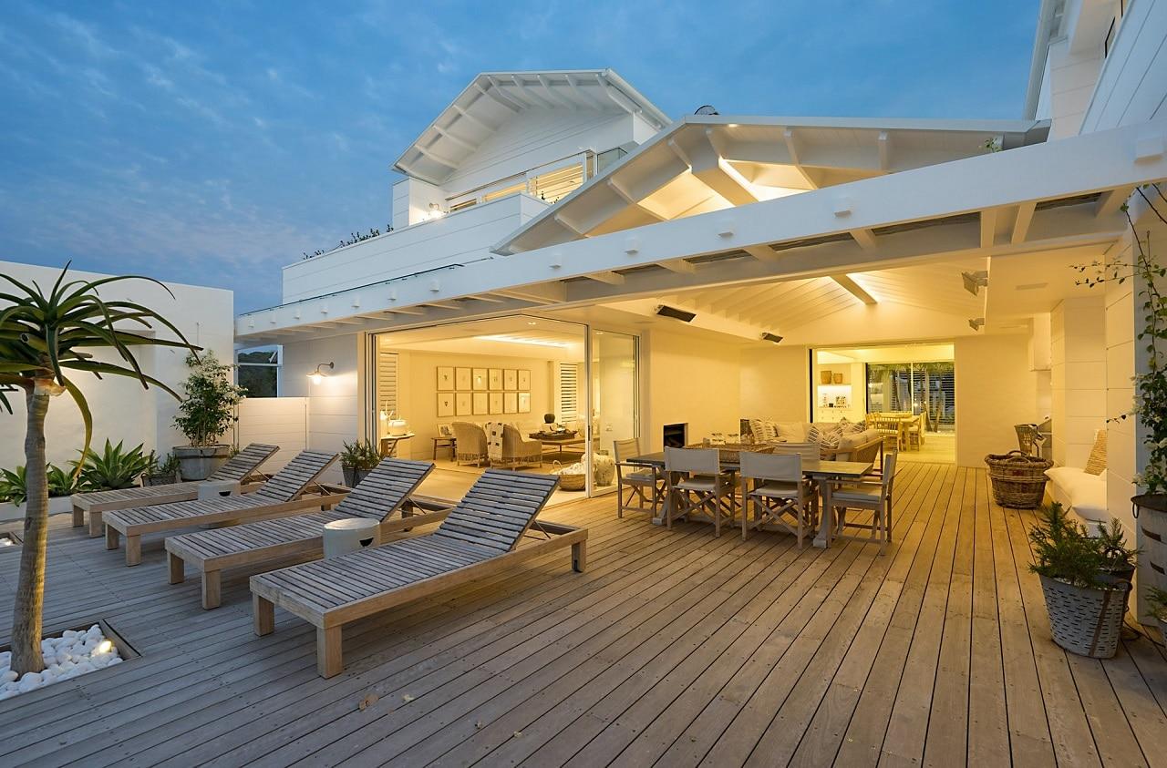mobilier de jardin - Terrasse design en bois